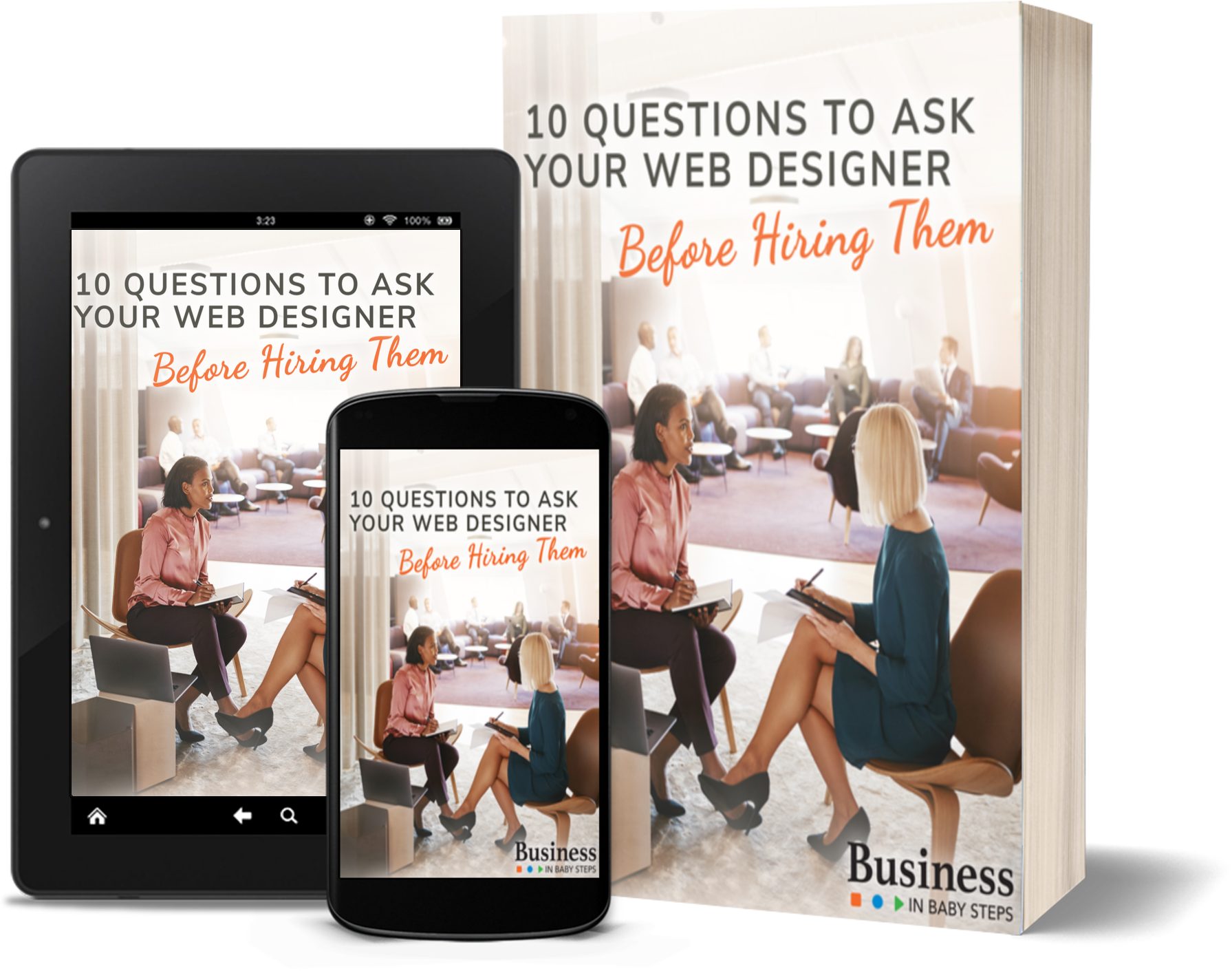 10 Things to Ask a Web Designer BEFORE Hiring Them